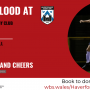 Welsh Blood Service teams up with Cymru Leagues